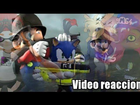 DESTI NO!!!!!😢 (SMG4:Wolrd War Mario) (Video reacción) *Me enojo y me pongo nervioso* #SaveMeggy