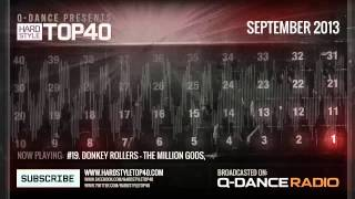 September 2013 | Q-dance presents Hardstyle Top40