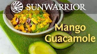Spicy Mango Guacamole Recipe | Jason Wrobel