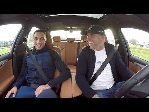 Bij Andy in de auto: Amrabat over Klassieker en Marokkaanse selectie