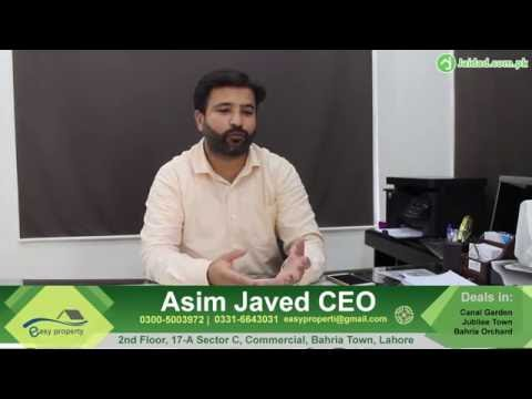 How to be successful in Real Estate Business in Pakistan story by Easy Property CEO