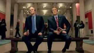 Coca-Cola: Political Parties (Super Bowl 42 Commercial)