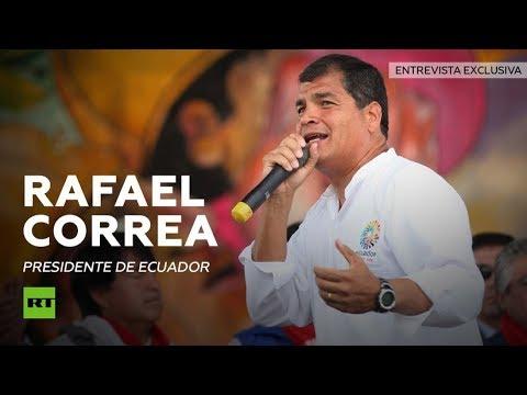 ¿Por qué Correa afirma que Trump es la mejor opción para América Latina? - EXCLUSIVA