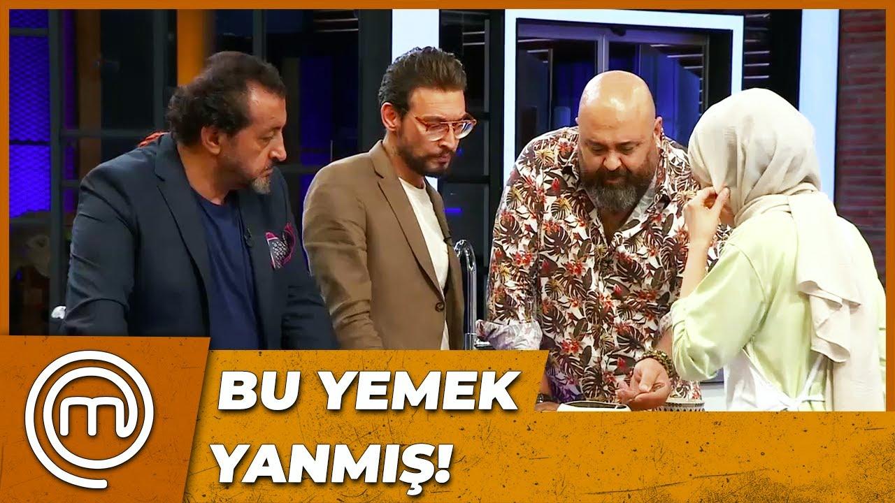 TADIM SIRASINDA OLAY! | MasterChef Türkiye 22. Bölüm