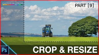 How to resize and crop images …