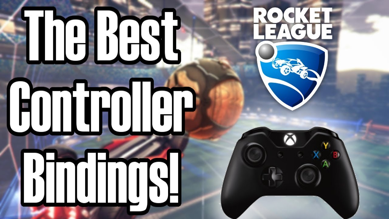The Best Xbox Controller Bindings For Rocket League (My Bindings &  Deadzones)