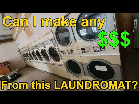 Does a laundromat
