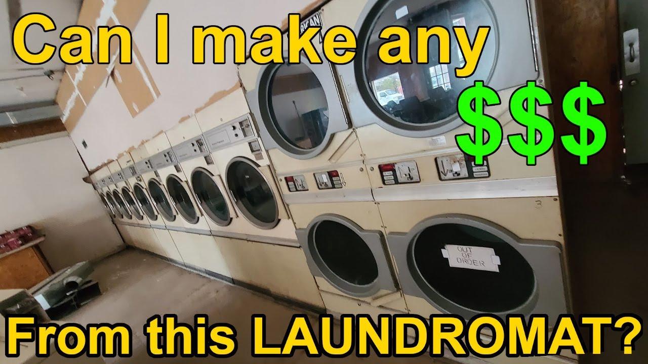 Does a laundromat make money?
