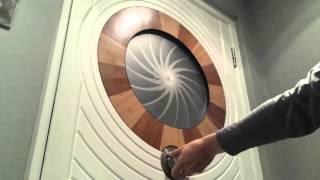 видео Видеоглазок для входной двери - правила выбора и обзор моделей