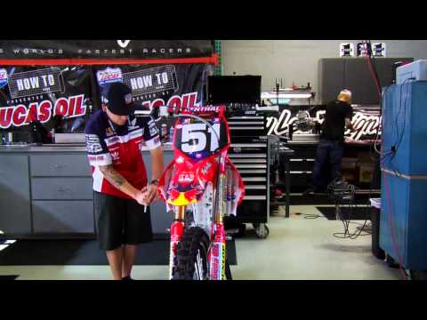 How To: Race Prep Your Bike - TransWorld Motocross