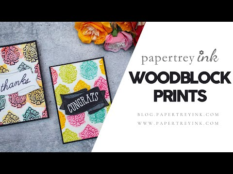 Saturday Showcase: Woodblock Prints