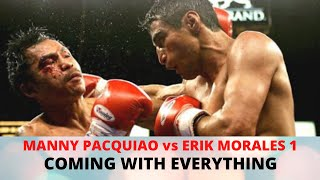 Manny Pacquiao vs Erik Morales 1 FULL FIGHT