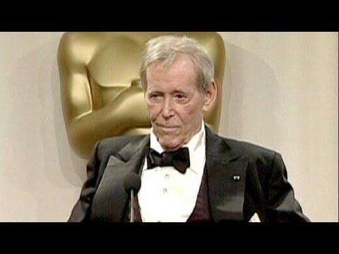 L'acteur Peter O'Toole s'est éteint