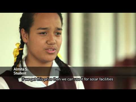 Tonga High School, ZFEP2014 winner in the Global School Category-Oceania, Short