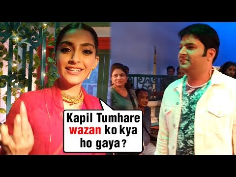 Sonam Kapoor SHOCKED To See Kapil Sharma Drastic Weight Loss | The Kapil Sharma Show | Zoya Factor Mp3