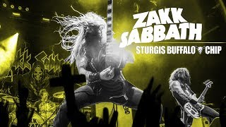 Zakk Sabbath - Sturgis Grand Finale