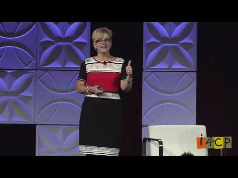 i4cp 2017 Conference: LinkedIn's Pat Wadors on Why Diversity & Inclusion Isn't Enough