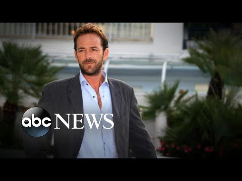 'Riverdale' and '90210' actor Luke Perry dies after a massive stroke