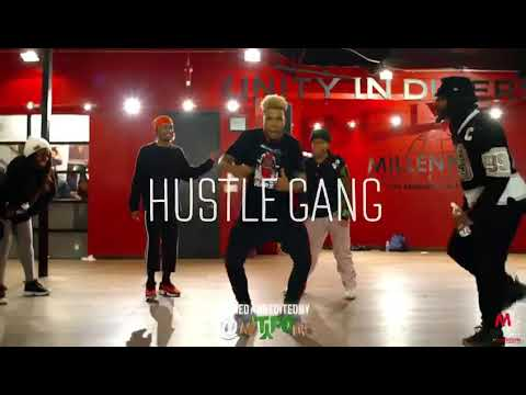 Hustle Gang - Go Off (Taiwan Williams)