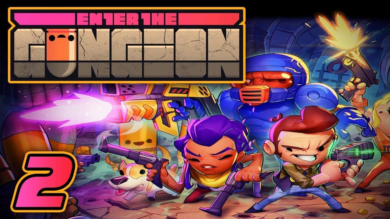 enter the gungeon gog mega