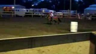 Barrel Racing At Boot Jack Saddle Club