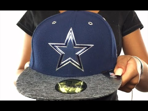 77039731396 Cowboys  2016 NFL DRAFT  Fitted Hat by New Era - YouTube
