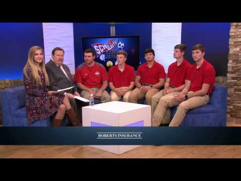 The Scholastic Ball Report on April 8, 2017