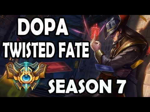 s9 Middle Twisted Fate build guides, counters, guide, pro ...