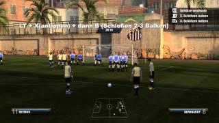 FIFA 13 Lupfer Freistoß Tutorial + Freistoß Taktik [Deutsch/HD]