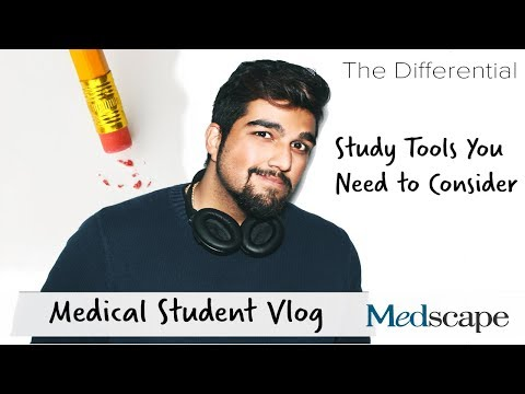 The Med Student Differential | Study Tools You Need to Consider