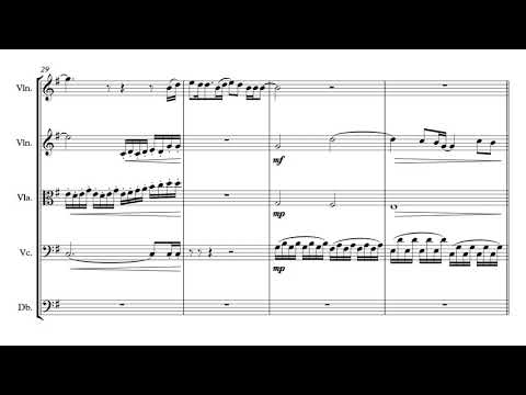 A Million Dreams - From The Greatest Showman - String Quartet / Solo Violin  Sheet Music