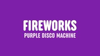 Play Fireworks (feat. Moss Kena & The Knocks)