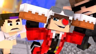 КЕЙК ВАРС ЗАРУБА С ПОДПИСЧИКАМИ! Minecraft Cake Wars