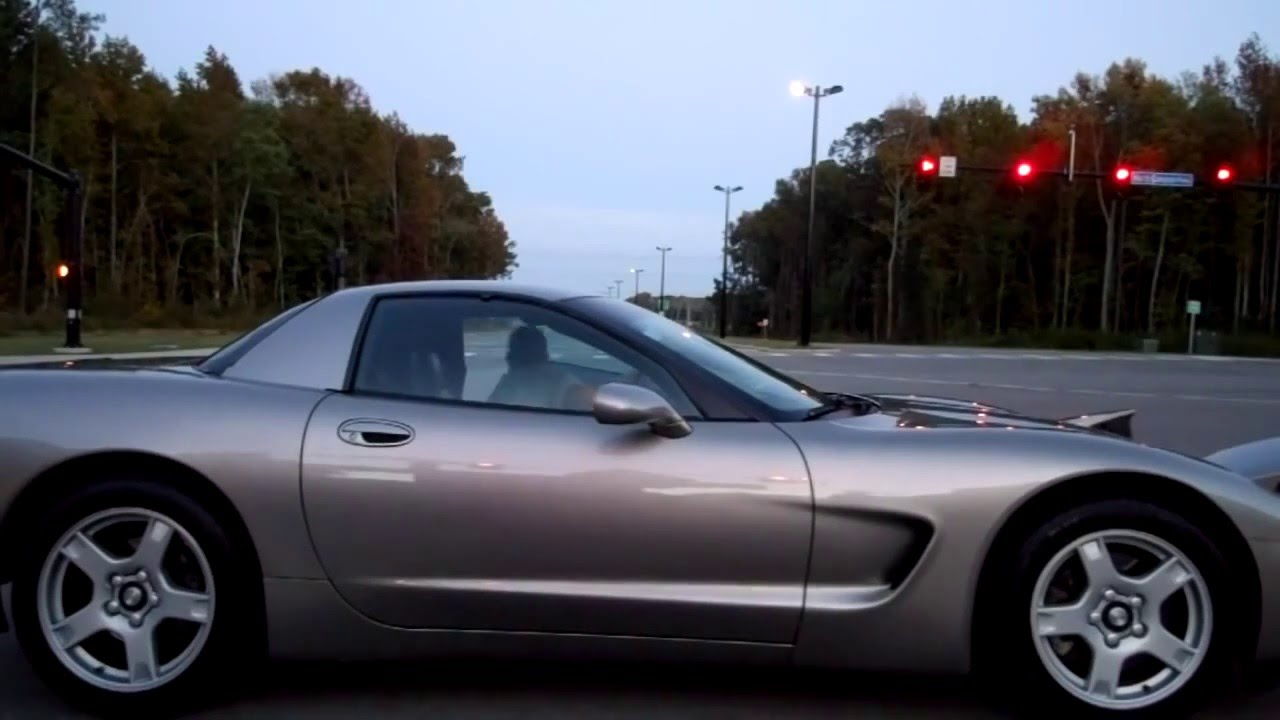 1999 Corvette For Sale >> 1999 C5 FRC Corvette - YouTube