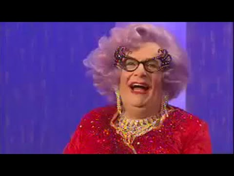 Dame Edna Everage interview - Parkinson - BBC