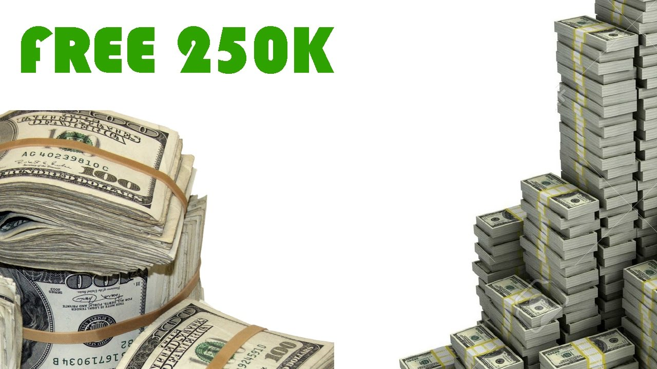 Gta 5 how to get 250k instantly (limited time only)