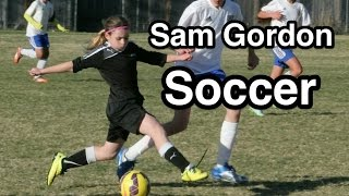 Soccer Highlights from Spring Season! | Sam Gordon