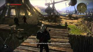 The Witcher 2 - Walkthrough - Part 1 (That Morning, the King Summoned me) (PC) [1080p HD]