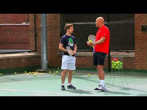 Tennis Tips from a Grand Slam Champion