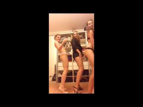 Amateur girls panties