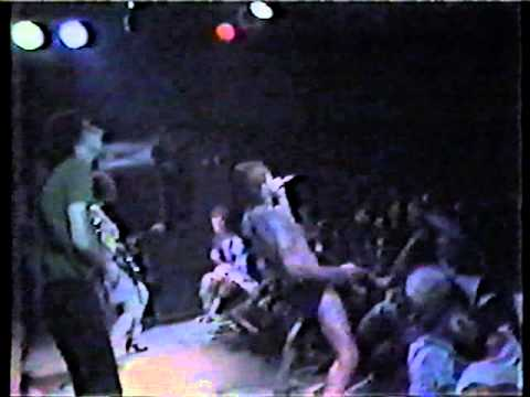 Black Flag - MY WAR-1985 07 19 @TRAXX DETROIT MI