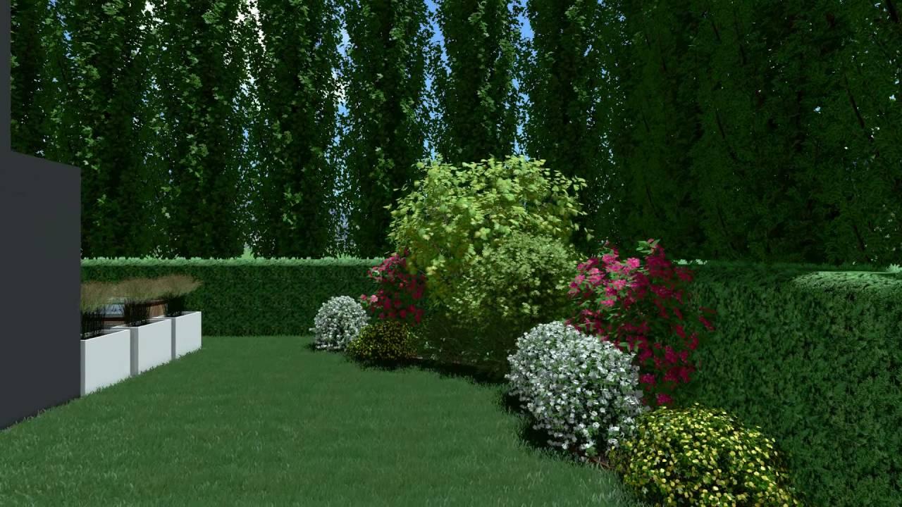 Progettare Il Giardino Software Gratis : Progettazione giardini 3d e non solo youtube
