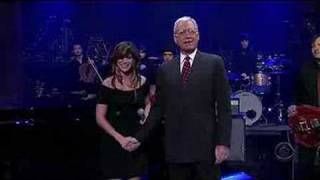 The Way It Is (Late Show live) - Nicole Atkins & The Sea