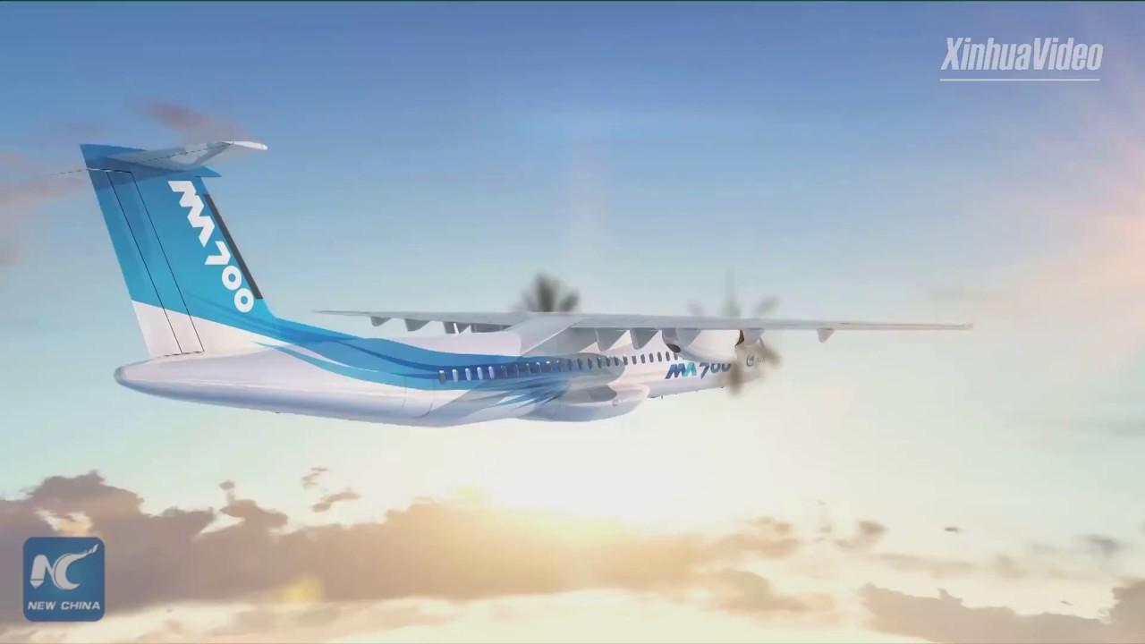СМИ: первый полет китайского регионального самолета MA700 намечен на 2019 год
