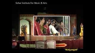 Aangikam Bhuvanam  - Natyanjali 2013 - Sohar - Oman