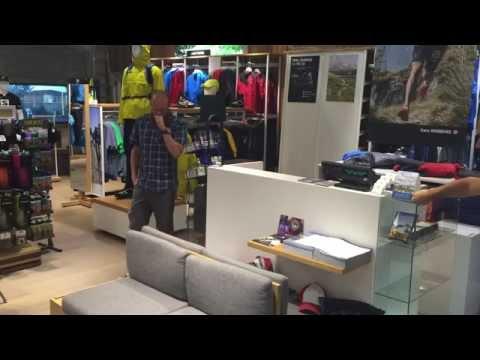 Knee Knacker Event: Gary Robbins @ Salomon West Vancouver Store