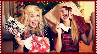 Christmas Present Giving with Louise   Zoella