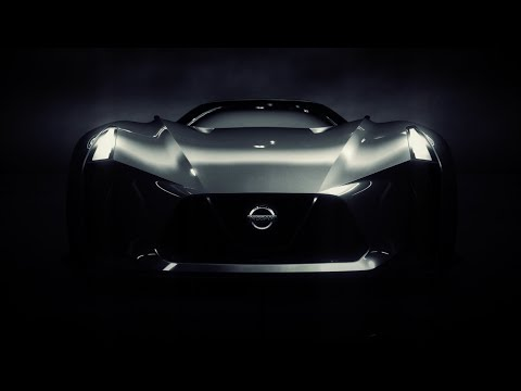 Start Game: Nissan Concept 2020 Vision Gran Turismo Looks Utterly Radical, Could Predict Shape of 2020 GT-R