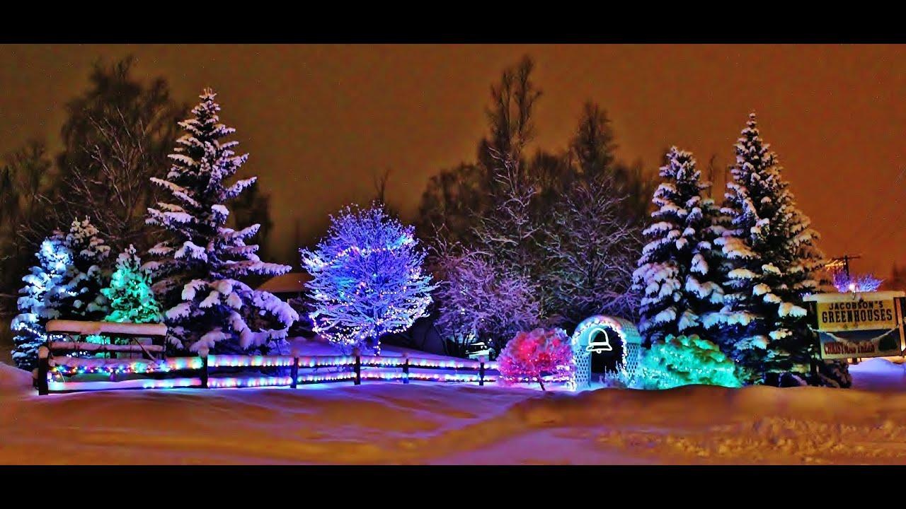 MERRY CHRISTMAS FROM ALASKA - YouTube
