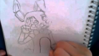 Рисунки от бога 6 фнаф 4 бони